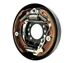 photo: Drum brakes for forklifts