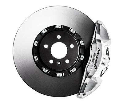 The McLaren P1TM brake system