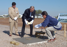 Ground-Breaking Ceremony